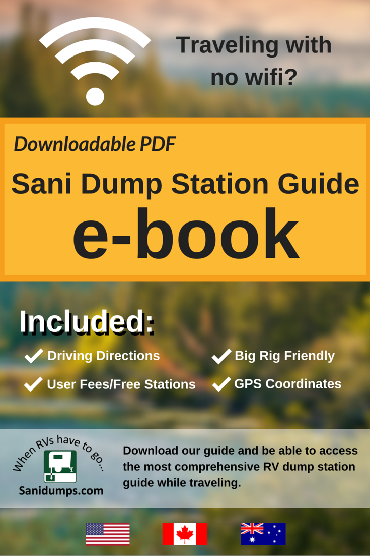 Guide to RV Dump Stations