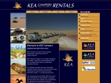 KEA Campers South Africa Rentals